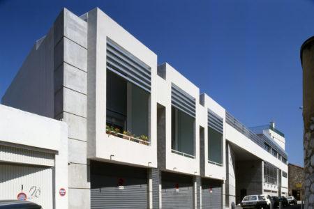 Leteissier Corriol - Agence d'architecture - Collège Chape