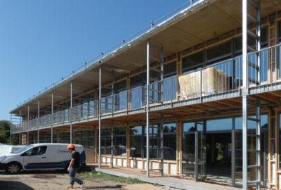 Leteissier Corriol - Agence d'architecture - Chantier IMéRA en avant !