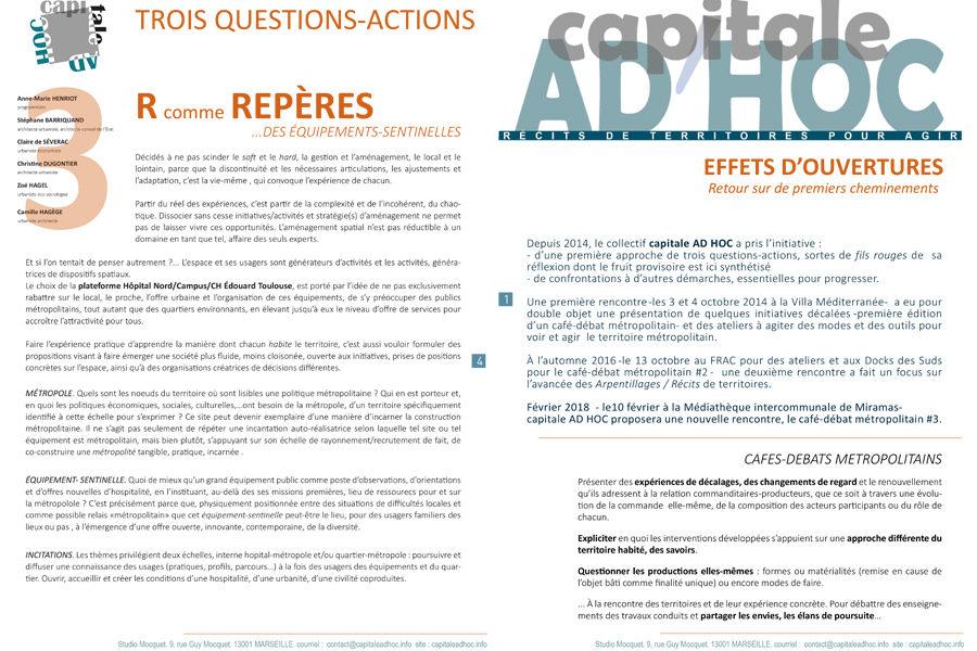 Leteissier Corriol - Agence d'architecture - Rendez-vous Capitale Ad Hoc