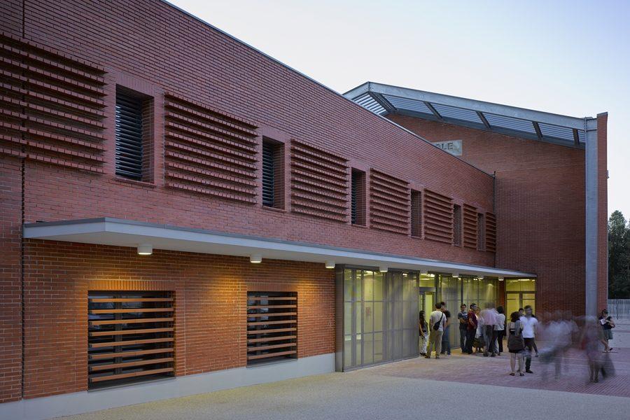 Leteissier Corriol - Agence d'architecture - Centre culturel des Milles 13