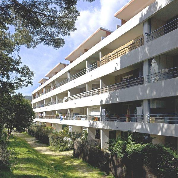 Leteissier Corriol - Agence d'architecture - Résidence Bonporteau Cavalaire 83