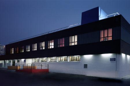 Leteissier Corriol - Agence d'architecture - Ateliers CNRS
