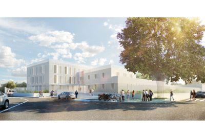 Leteissier Corriol - Agence d'architecture - Commissariat du 10ème