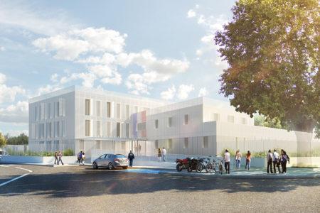 Leteissier Corriol - Agence d'architecture - Commissariat