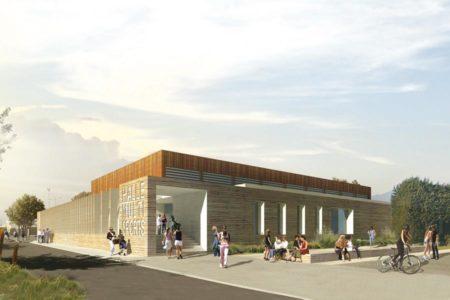 Leteissier Corriol - Agence d'architecture - Halle multisport