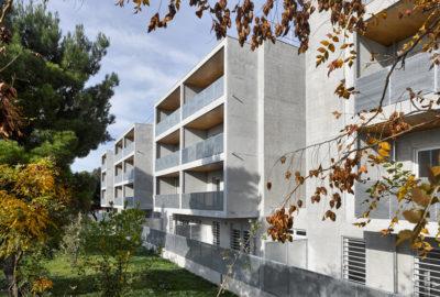 Leteissier Corriol - Agence d'architecture - Résidence les Danaïdes