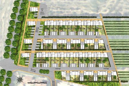 Leteissier Corriol - Agence d'architecture - 56 logements