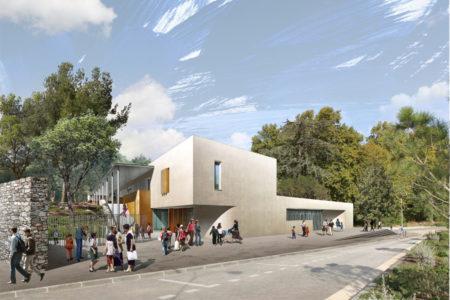 Leteissier Corriol - Agence d'architecture - Groupe scolaire