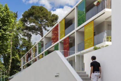 Leteissier Corriol - Agence d'architecture - Résidence la Forge