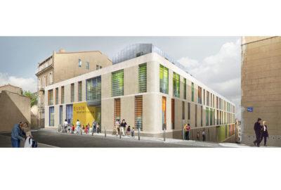 Leteissier Corriol - Agence d'architecture - Ecole maternelle