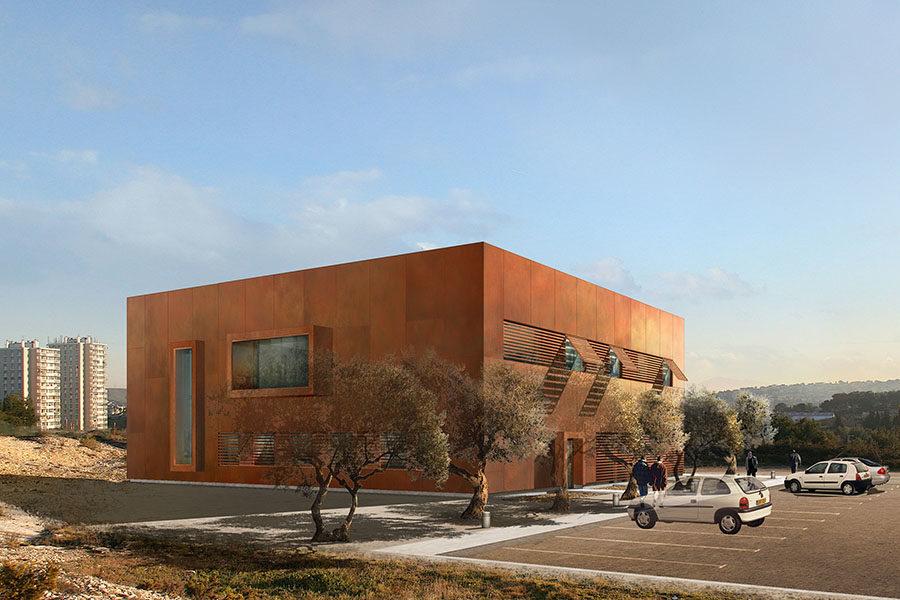 Leteissier Corriol - Agence d'architecture - CIGT Septèmes-les-Vallons 13