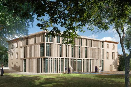 Leteissier Corriol - Agence d'architecture - Hôtel de Ville