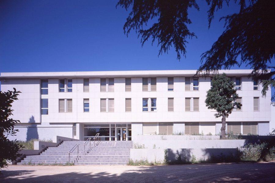 Leteissier Corriol - Agence d'architecture - Institut de recherche sur les phénomènes hors équilibre Marseille 13