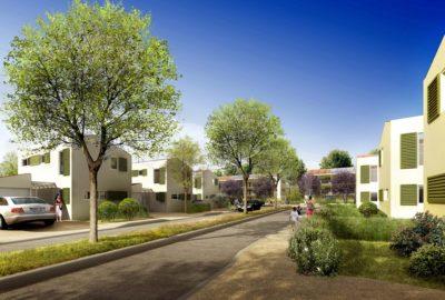 Leteissier Corriol - Agence d'architecture - 74 logements