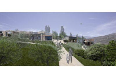 Leteissier Corriol - Agence d'architecture - Extension du village