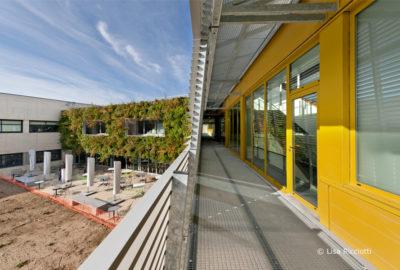 Leteissier Corriol - Agence d'architecture - Suite du chantier UFR