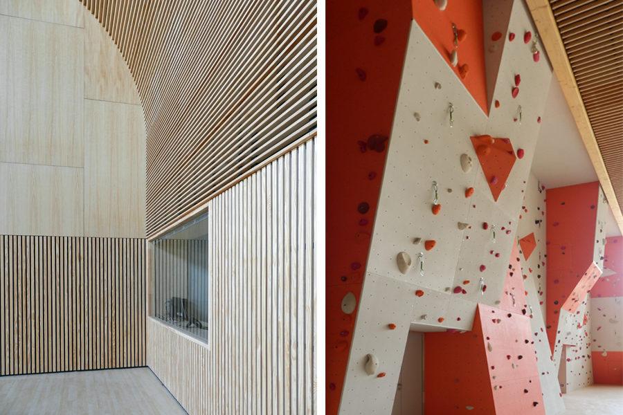 Leteissier Corriol - Agence d'architecture - Lycée vitivinicole Orange 84