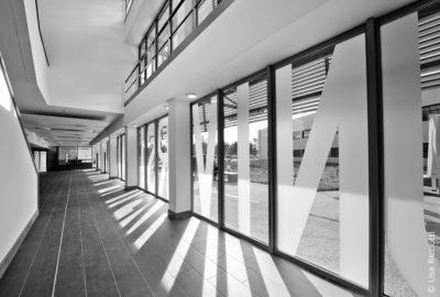 Leteissier Corriol - Agence d'architecture - UFR sciences inauguré