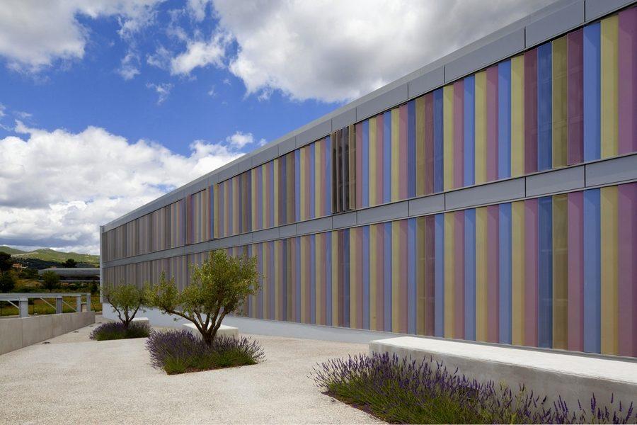 Leteissier Corriol - Agence d'architecture - Hôtel Technoptic exposition