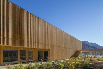 Leteissier Corriol - Agence d'architecture - Lycée Neel