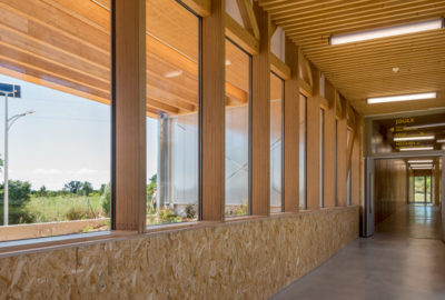 Leteissier Corriol - Agence d'architecture - Ecocampus Provence