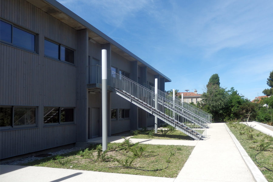 Leteissier Corriol - Agence d'architecture - Suite du chantier IMéRA
