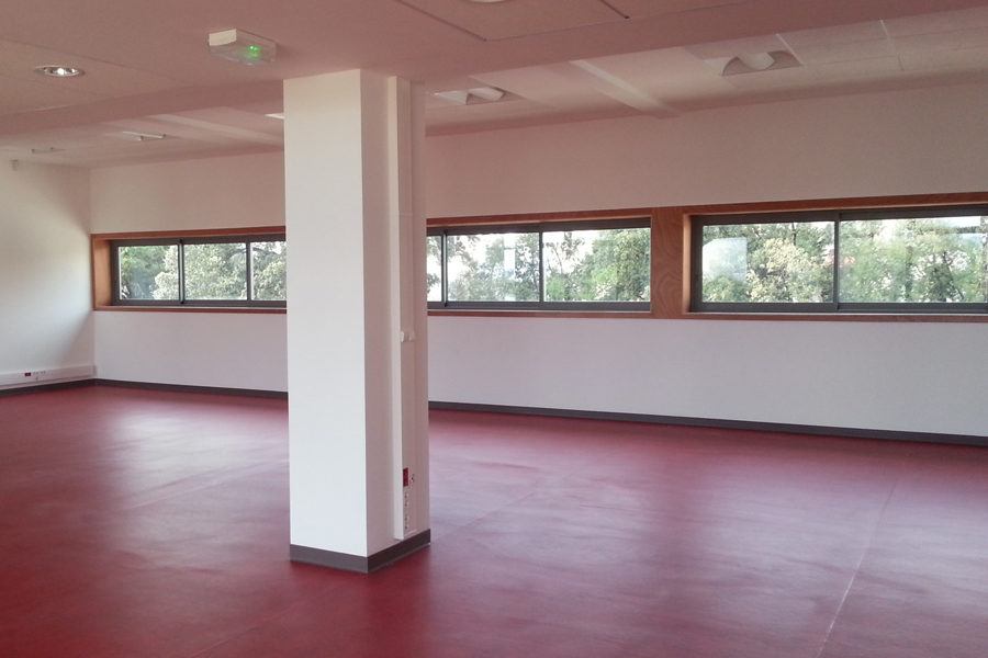Leteissier Corriol - Agence d'architecture - IMéRA Marseille 13