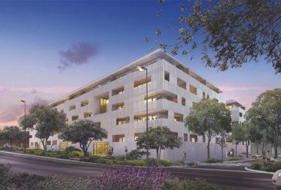 Leteissier Corriol - Agence d'architecture - 100 logements