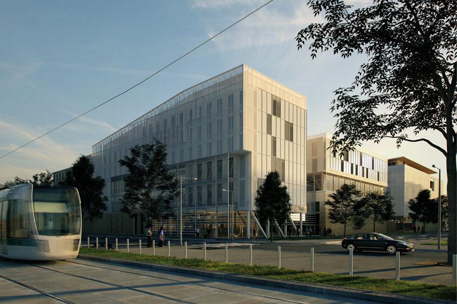 Leteissier Corriol - Agence d'architecture - URM Marseille 13