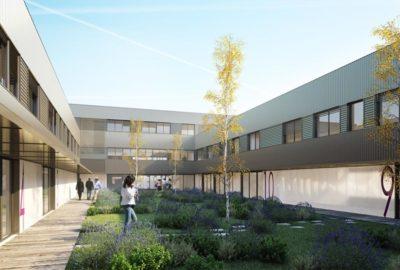 Leteissier Corriol - Agence d'architecture - Pôle entrepreneurial