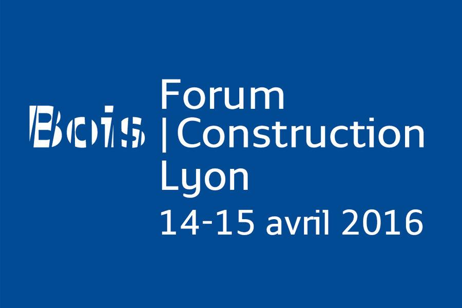 Leteissier Corriol - Agence d'architecture - IMéRA forum bois 2016
