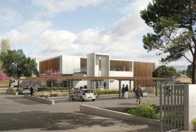 Leteissier Corriol - Agence d'architecture - Cuisine centrale