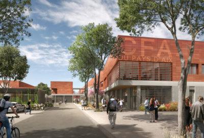 Leteissier Corriol - Agence d'architecture - CFA