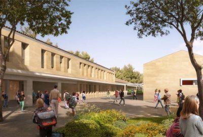 Leteissier Corriol - Agence d'architecture - Ecole primaire