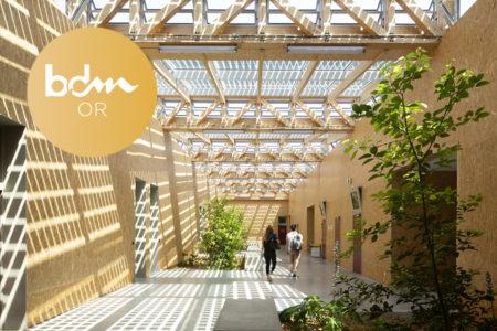 Leteissier Corriol - Agence d'architecture - Ecocampus Provence