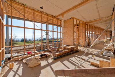 Leteissier Corriol - Agence d'architecture - Ecocampus visites de chantier