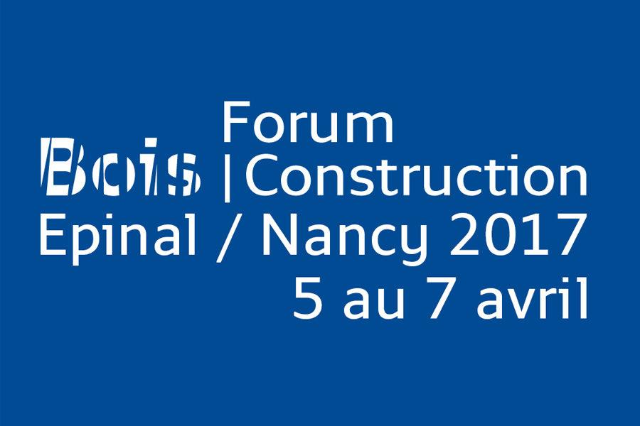 Leteissier Corriol - Agence d'architecture - Ecocampus forum bois 2017