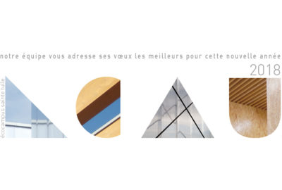 Leteissier Corriol - Agence d'architecture - 2018, l'année des audaces !