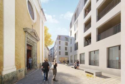Leteissier Corriol - Agence d'architecture - Le Carré de l'Imprimerie