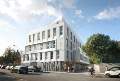 Leteissier Corriol - Agence d'architecture - CRCM - INSERM