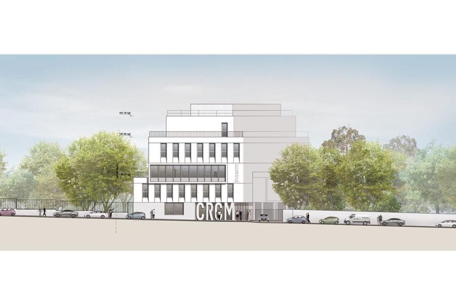 Leteissier Corriol - Agence d'architecture - Centre de recherche en cancérologie Marseille 13