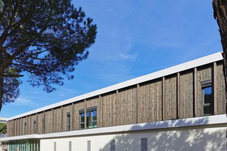 Leteissier Corriol - Agence d'architecture - Fin de chantier stade nautique