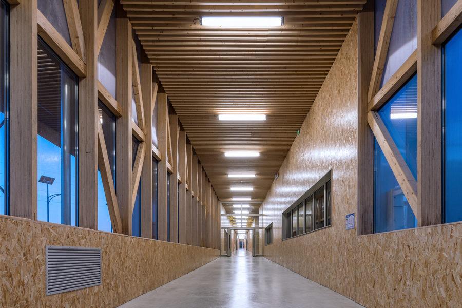 Leteissier Corriol - Agence d'architecture - Ecocampus Provence inauguré