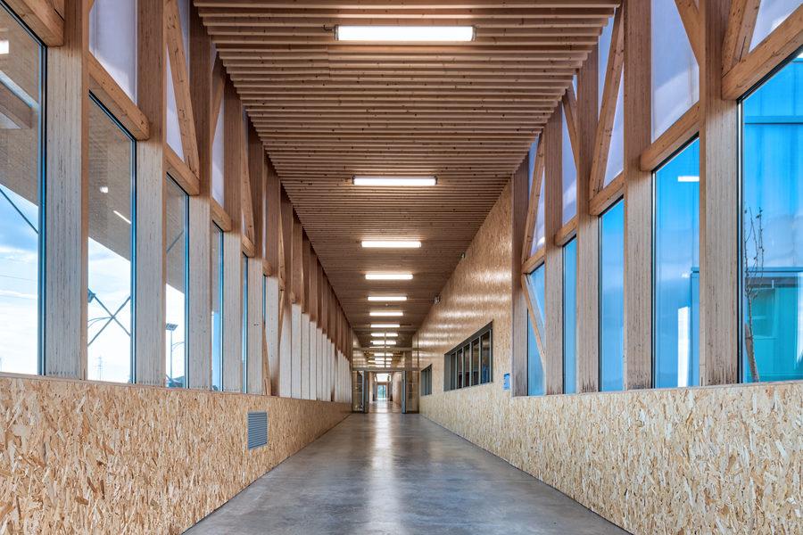 Leteissier Corriol - Agence d'architecture - Ecocampus Provence Sainte Tulle 04