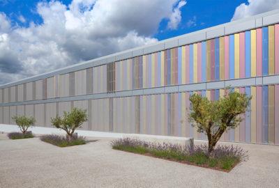 Leteissier Corriol - Agence d'architecture - Exposition «Méditerranean's thirteen» : l'hôtel technoptic sélectionné