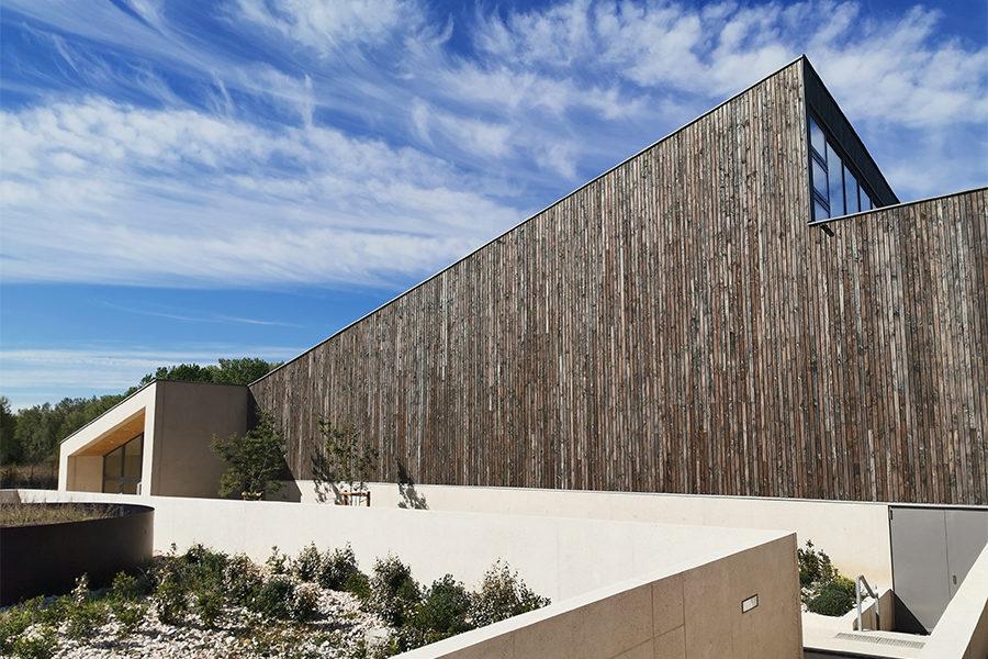 Leteissier Corriol - Agence d'architecture - Gymnase Orange ADC Awards 2019