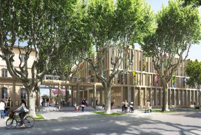 Leteissier Corriol - Agence d'architecture - Multi-accueil