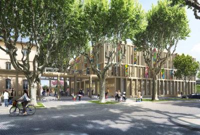 Leteissier Corriol - Agence d'architecture - Maison multi-accueil