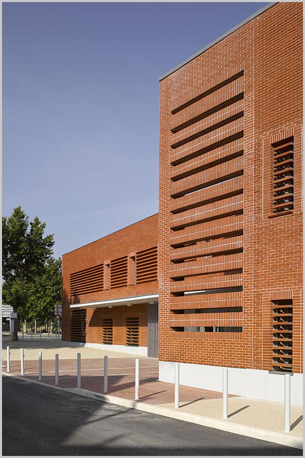 Leteissier Corriol - Agence d'architecture - Ecole de musique des Milles Exposition 20 ans d'architecture Aix-en-Provence 2018