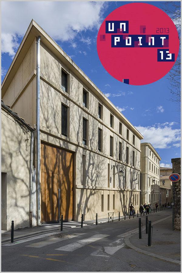 Leteissier Corriol - Agence d'architecture - Nommé Grand Prix d'Architecture 2013 CAUE Un Point Treize